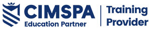 CIMSPA Education partner Training Logo