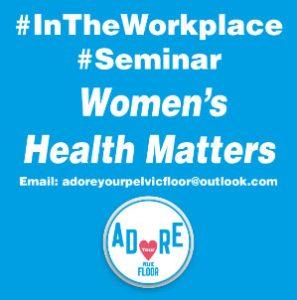 #IntheWorkplace #Seminar