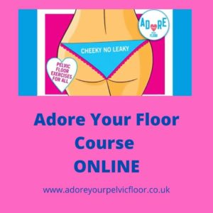 Adore your Floor Course - Online