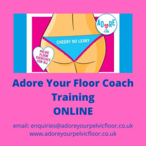 Adore your Floor Coach training online